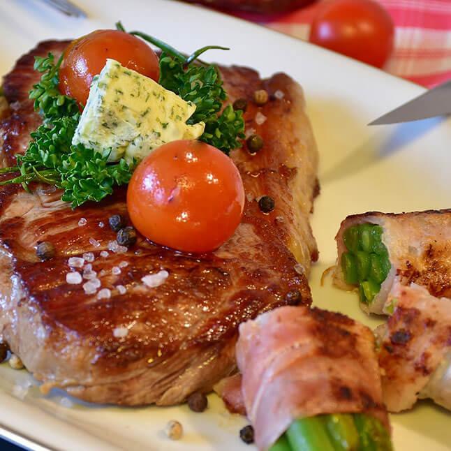 hauptgericht - Restaurant